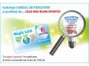 Magic LED lansează cardul care scade preţul becurilor
