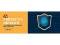 cadru legal. Data protection