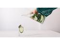 Apa cu castravete – cea mai simpla reteta de detoxifiere si beneficiile ei