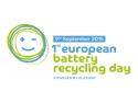 09 Septembrie 2015 - Prima Zi Europeana a Reciclarii Bateriilor