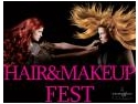 hair styling. EXPOZITIE COAFURA SI MACHIAJ: HAIR&MAKEUP FEST, 29-30 MAI, WORLD TRADE CENTER BUCURESTI