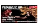 Demonstratii gratuite de coafura si machiaj la Hair&Makeup Fest pe 29-30 mai, World Trade Center
