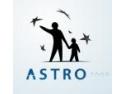Pauza de educatie fizica. ASTRO 2009 - Descopera Universul! Investeste in educatie!