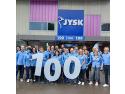 JYSK Constanța Far, magazinul JYSK cu numarul 100