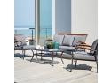 croaziere pe Marea Mediterană. Set mobilier de terasa JYSK