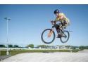 salonul de biciclete. bicicleta BMX