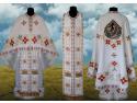 Crilovic realizeaza la comanda articole bisericesti tesute sau brodate reuniune