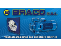 Gama completa de pompe de apa disponibile la Braco MES multiperforator 3 in 1
