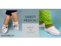 Gama variata de saboti medicali, disponibila la Maribon bookstop-uri litera