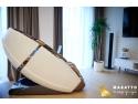 Masatto a lansat fotoliul cu doua mecanisme de masare 4D - DIVINA campanii marketing