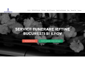 Servicii funerare profesionale si sustinere morala pentru familiile indoliate ieftin