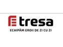 Tresa asigura celor interesati echipamente complete pentru siguranta in munca din domenii diverse de activitate AER