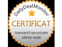 Program de audit şi certificare pentru site-urile de reduceri: DailyDealMonitor.ro