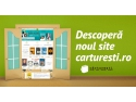 Carturesti. carturesti.ro lansează noul site