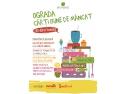OGRADA: Târg de cultură, agricultură și cărți bune de mâncat