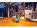 Un spațiu unic de inspirație pentru ideile creative, susținut de Galaxy Note 4 tunsori la moda