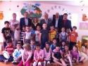 jucarii gradinite. Deputatul Dan-Radu Zatreanu, le-a adresat indemnuri la invatatura copiilor de gradinita care din toamna viitoare vor intra in bancile scolii.