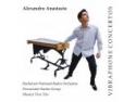 Sniper Media lanseaza un CD remarcabil: Vibraphone Concertos- Alexandru Anastasiu si Orchestra Nationala Radio