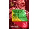 Horace Andy, vocea Massive Attack, in concert la DokStation yes studio