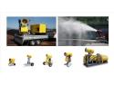 Tunuri pulverizatoare - Sisteme decontaminare / dezinfectie comunitati 2 aprilie