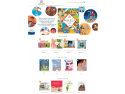 Librăria de cărți pentru copii Cartemma prezintă o lume plină de povești și ilustrații captivante granit
