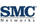 Noile switch-uri compacte SMC TigerSwitch™ 10/100 Ethernet combina economia de spatiu si caracteristicile avansate