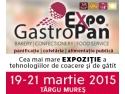 pasta. Brutarii, cofetarii si restaurante din toata tara participa la Concursurile GastroPan 2015