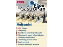Expo GastroPan si-a consolidat pozitia de lider in panificatie, cofetarie si HoReCa