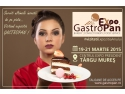 pasta modelatoare. Expozitia GastroPan promite zilnic un program bogat in solutii, tehnologii si… delicii culinare!
