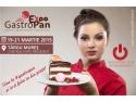 vedete culinare. GastroPan 2015: concursurile, demonstratiile si tehnologiile culinare vin in martie la Targu Mures