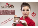 GastroPan 2015: concursurile, demonstratiile si tehnologiile culinare vin in martie la Targu Mures
