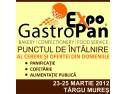E-Skills Week 2012. Expozitie internationala de panificatie, cofetarie si alimentatie publica.