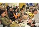 brutarul. numeroase demonstratii practice fac parte din programul GastroPan