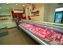 carne de peris. Foto magazin Crevedia Express