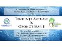 Asociatia DOMINOU. Conferinta Ozonoterapie