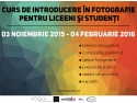 curs acsth. curs, fotografie, liceeni, studenti, diafragma, iso, timp expunere