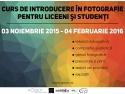 Curs de introducere in Metoda Teatru Forum. curs, fotografie, liceeni, studenti, diafragma, iso, timp expunere