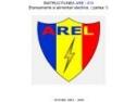 stilouri lucrate manual. Editura AREL lanseaza Manualul pentru electricieni