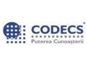 CODECS. CODECS iti ofera noi oportunitati de dezvoltare a carierei