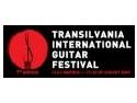 magazin chitara acustica. Festivalul International de Chitara Transilvania, 17-22 august, Cluj-Napoca, editia a VII-a