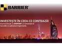 barrier. Economie cu Barrier