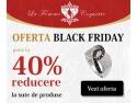 Reduceri  importante de Black Friday la sute de bijuterii La Femme Coquette