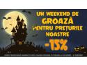 Reduceri de Halloween la incaltaminte pentru copii