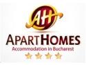 Apart Homes oferă cazare în București