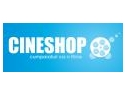 CinemaRx.ro lanseaza Cineshop.ro - magazinul tau online de filme