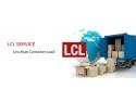Transport maritim de marfa in regim de grupaj (LCL)