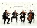 tomescu. Alexandru Tomescu şi colegii săi din cvartetul Ad Libitum celebrează 25 de ani de la înfiinţarea ansamblului