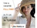Jobs4Hotels - cea mai mare platforma de joburi in industria hoteliera si a turismului