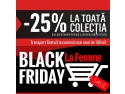 lady in black. Black Friday LaFemme