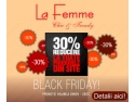 Biomed International Slabit. Black Friday La Femme: preturi cu 30% mai mici
